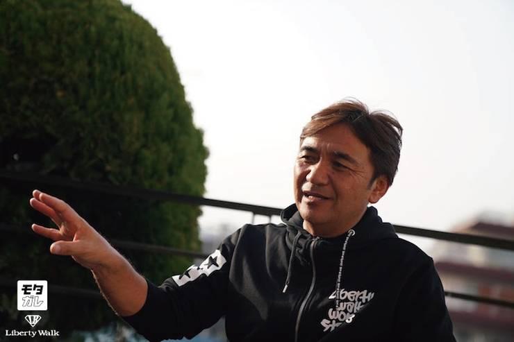 シャコタンコヤジLBの加藤さん