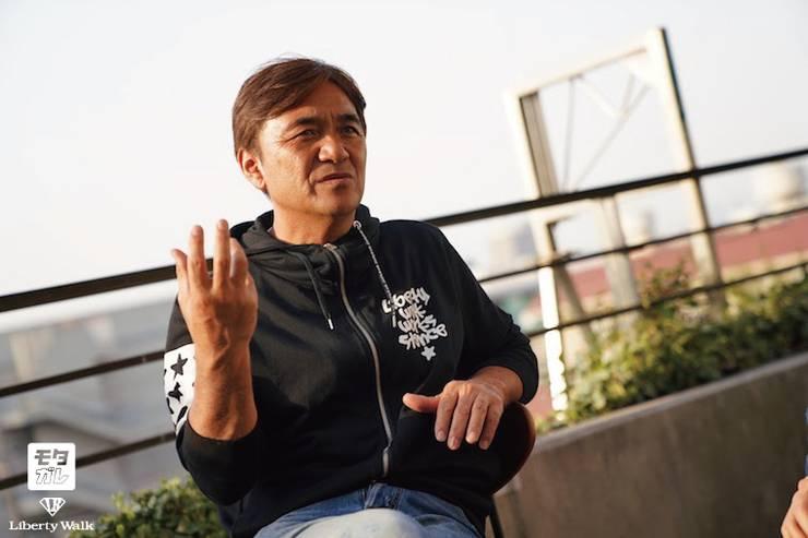 シャコタンコヤジLB加藤さん