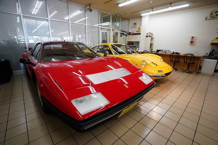 フェラーリ512BBディーノ246GT