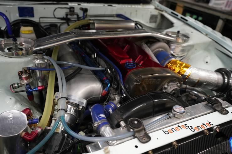 RB26エンジン
