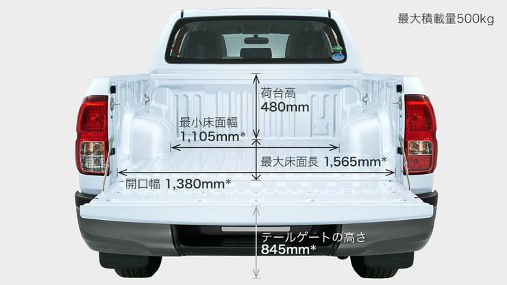 トヨタ toyota ハイラックス hilux ピックアップトラック オフロード