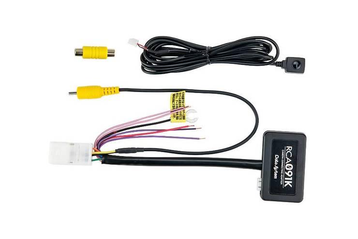 全方位モニターデータシステムリアカメラ接続アダプター RCA091K RCA092K