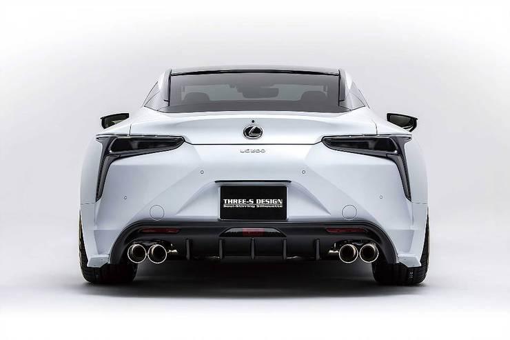 lexus レクサスLC500Threesdesign