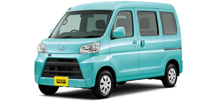 トヨタ・ピクシスバン カスタム