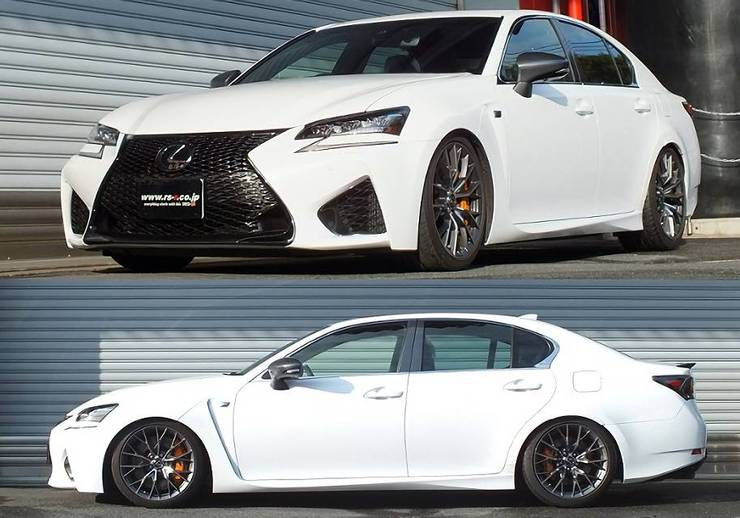 rs-r super i lexus gs