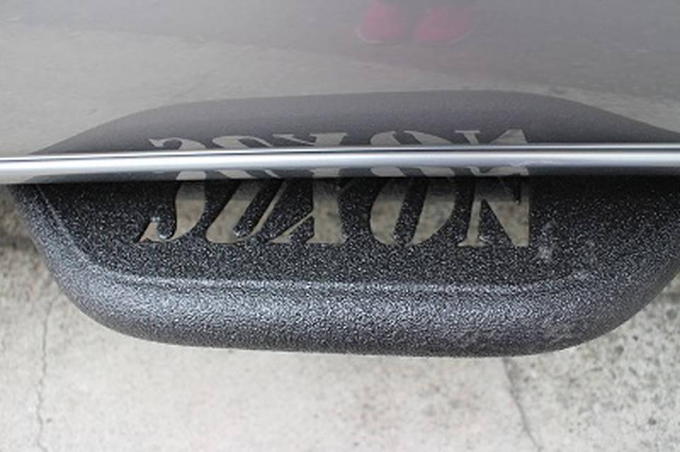 トヨタ ハイラックス HILUX サイドステップ サクソンレーシング SUXON