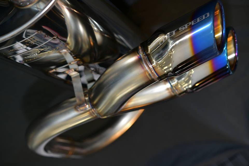 コルトスピード|SUPER STAINLESS MUFFLE カスタム マフラー 三菱 GK1W 社外