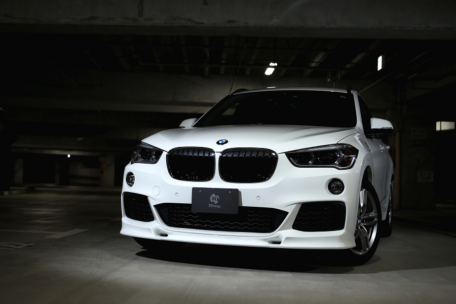 BMW X1(2代目F48) カスタム カスタムパーツ ドレスアップ
