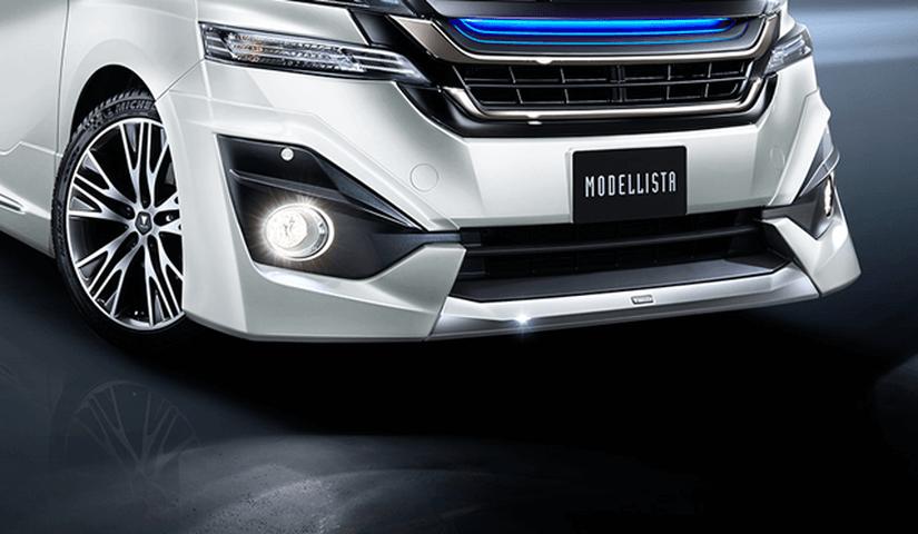 トヨタ モデリスタ | フロントスポイラー フルエアロ ドレスアップ カスタムパーツ