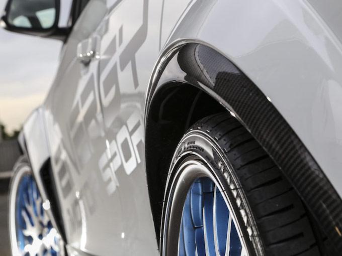BMW・i3 エアロパーツ ドレスアップ カスタム