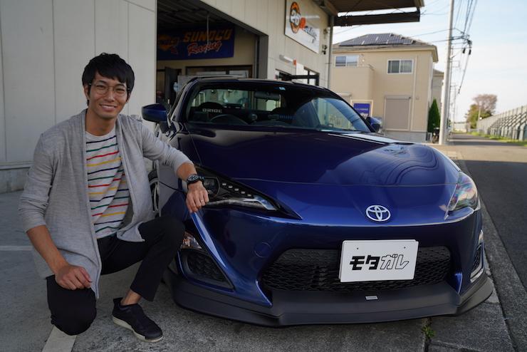 トヨタ 86 カスタム 松井孝允 愛車 ターボ