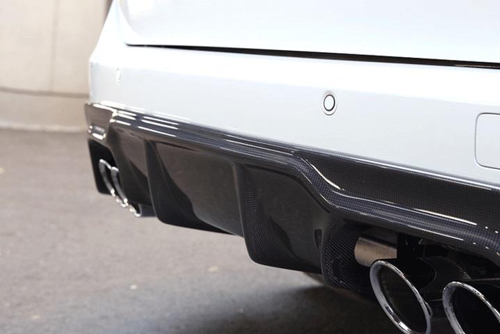 3代目X5(F15) BMW エアロパーツ 3DDesgin リアアンダースポイラー