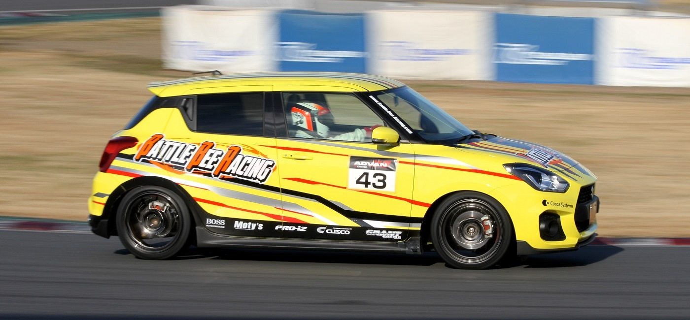ZC33S スイフトスポーツ スイスポ BBR VSCC ESP 解除