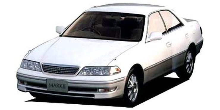 トヨタ・マークII(X100系) カスタム