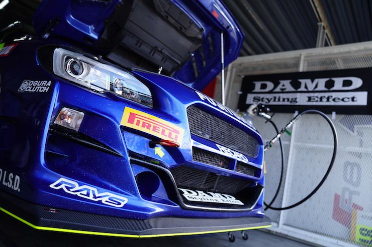 DAMD ダムド WRX レヴォーグ エアロパーツ スーパー耐久 S耐