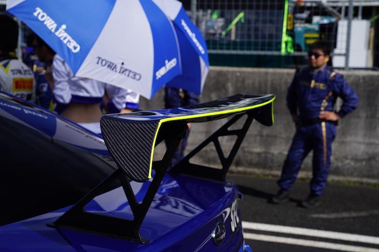 DAMD ダムド WRX レヴォーグ エアロパーツ スーパー耐久 S耐 リアウイング