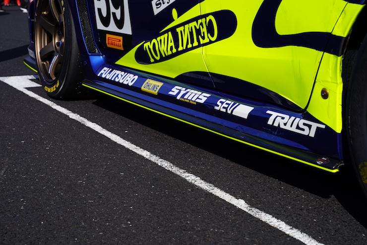 DAMD ダムド WRX レヴォーグ エアロパーツ スーパー耐久 S耐 サイドスカート