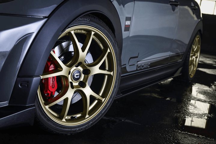 New MINI ミニ BMW F54 クラブマン GIOMIC ジオミック アルミホイール