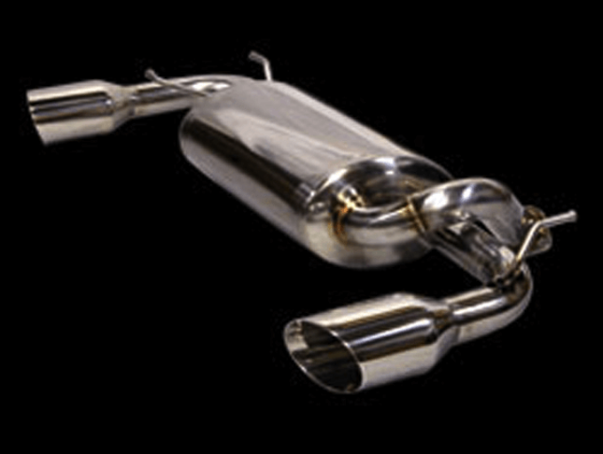 日産Z51型ムラーノ カスタム ドレスアップ 社外 マフラー インパル impul
