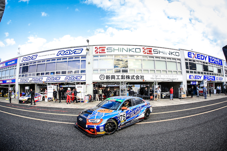 Audi Team DreamDrive Noah RS3 LMS