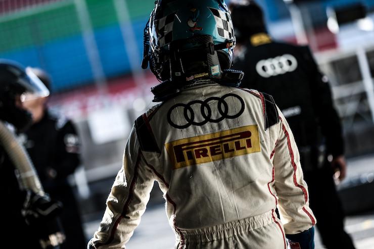Audi Team DreamDrive Noah ピレリスーパー耐久シリーズ S耐 ST-TCR RS3 LMS