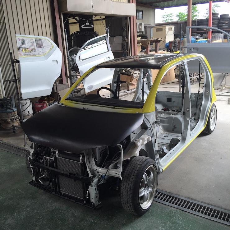 HA36S アルトワークス ターボRS コンプリートカー コンプリートスピード カスタム