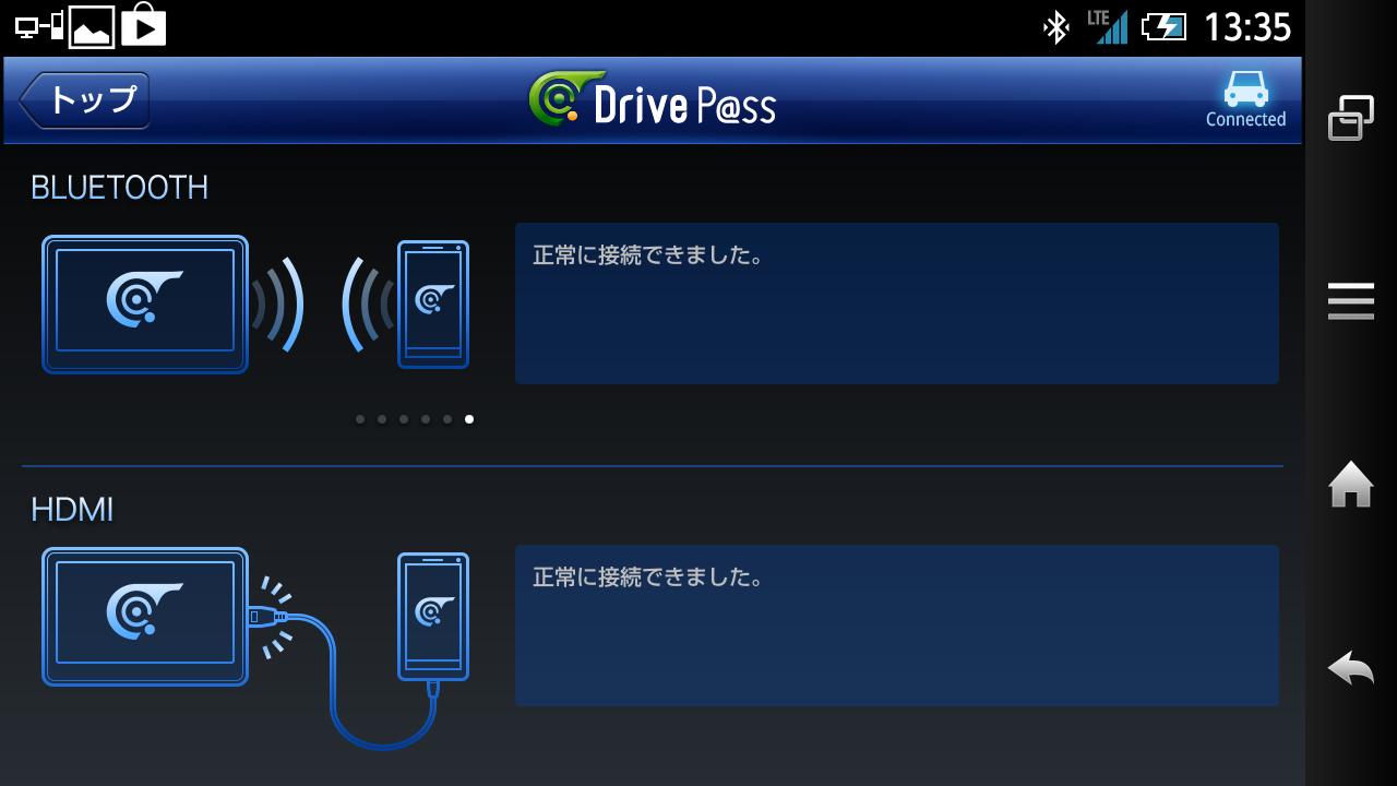 社内Bluetooth接続