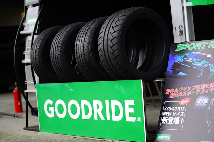 ZC rubber GOODRIDE グッドライドタイヤ アジアンタイヤ ドリフト ハイグリップ SPORT RS METRO