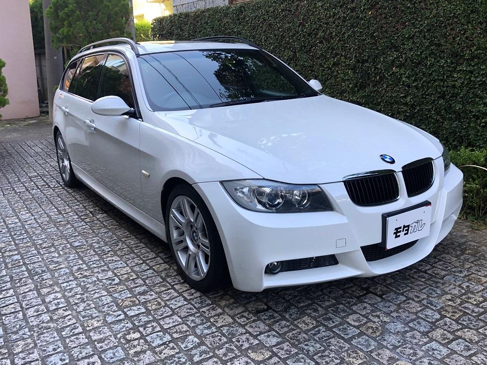 モタガレ中古車BMW320iツーリングMスポーツ
