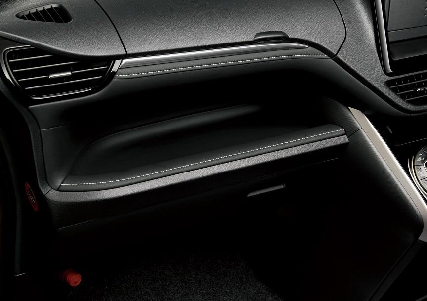 トヨタ・エスクァイア(80系)ダッシュボード