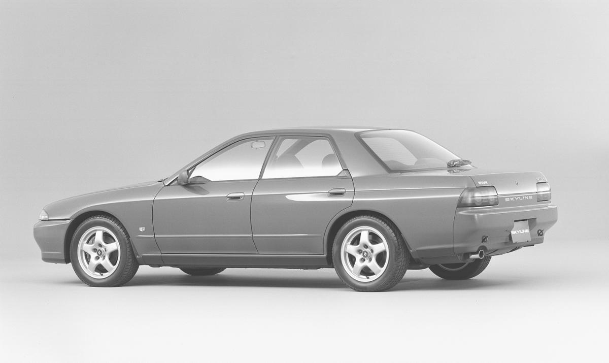 日産・スカイライン(R32型)スタイリング5
