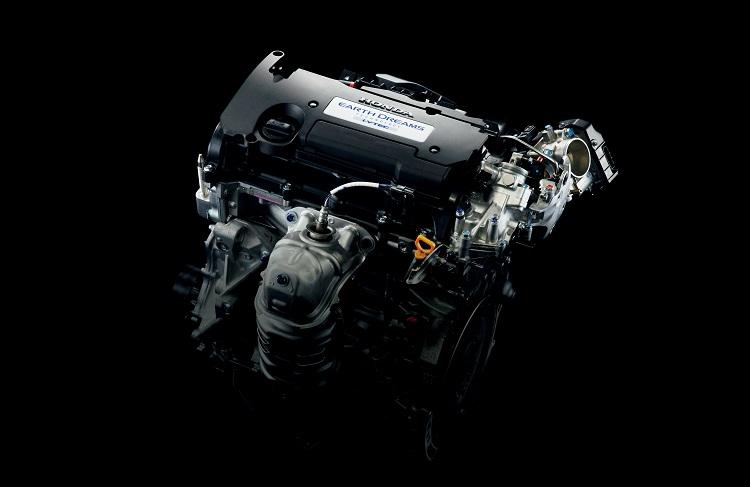 ホンダ 5代目 オデッセイ K24W エンジン
