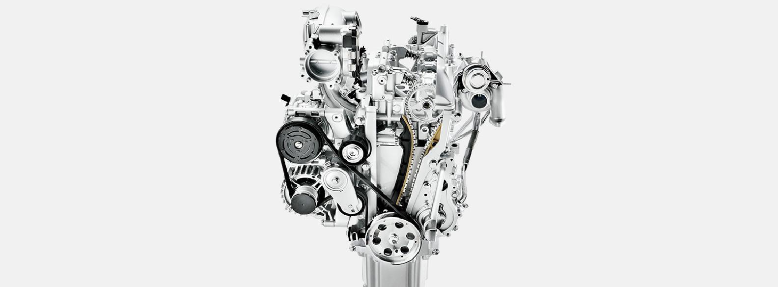 フィアット500(ABA-312型)エンジン
