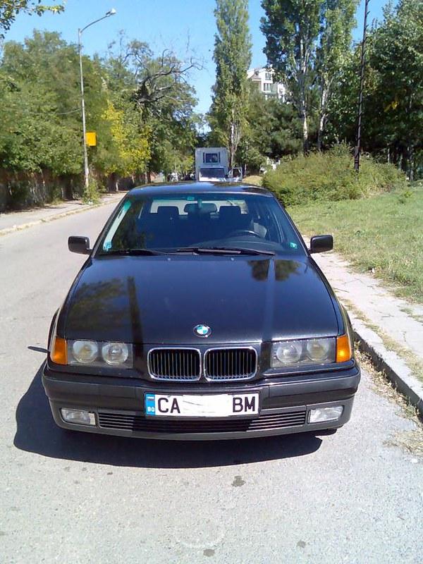 BMW・3シリーズ(E36型)スタイリング