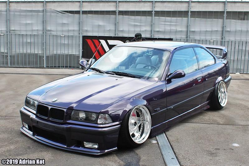 BMW・3シリーズ(E36型)スタイリング5