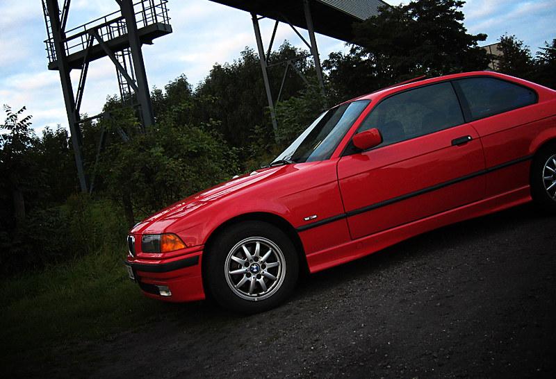 BMW・3シリーズ(E36型)スタイリング7