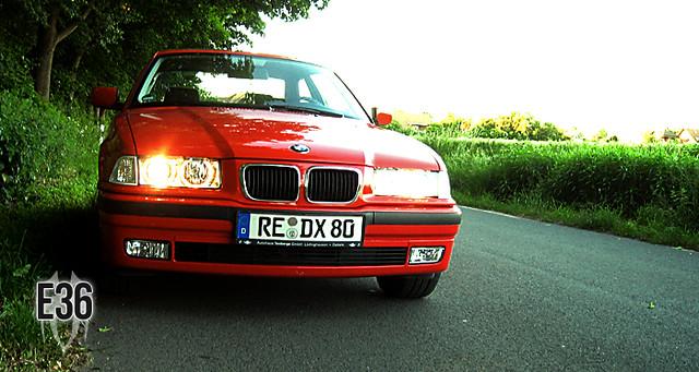 BMW・3シリーズ(E36型)スタイリング11