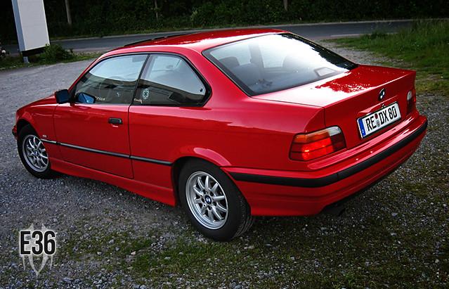 BMW・3シリーズ(E36型)スタイリング9