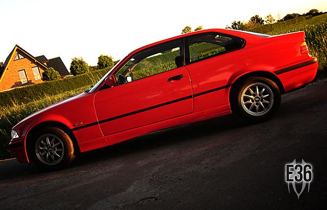 BMW・3シリーズ(E36型)スタイリング10