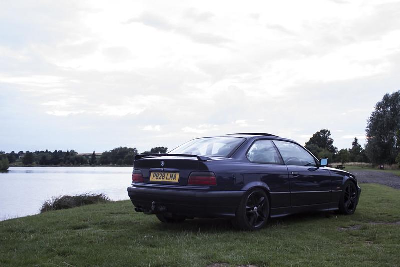 BMW・3シリーズ(E36型)スタイリング3