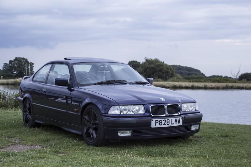 BMW・3シリーズ(E36型)スタイリング4