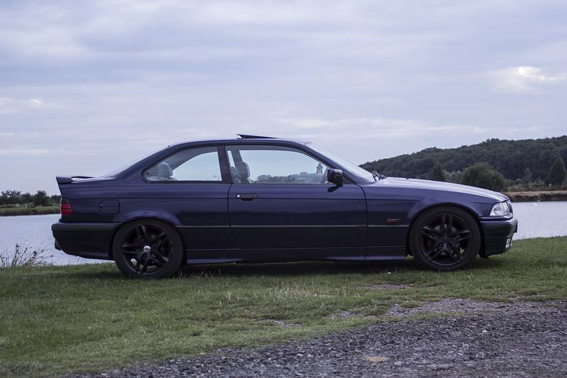 BMW・3シリーズ(E36型)スタイリング2
