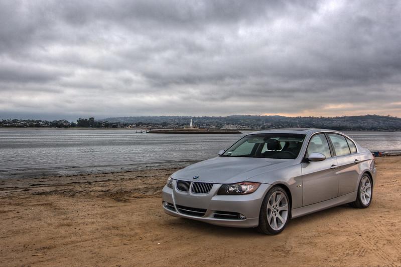 BMW・3シリーズ(E90型)スタイリング4