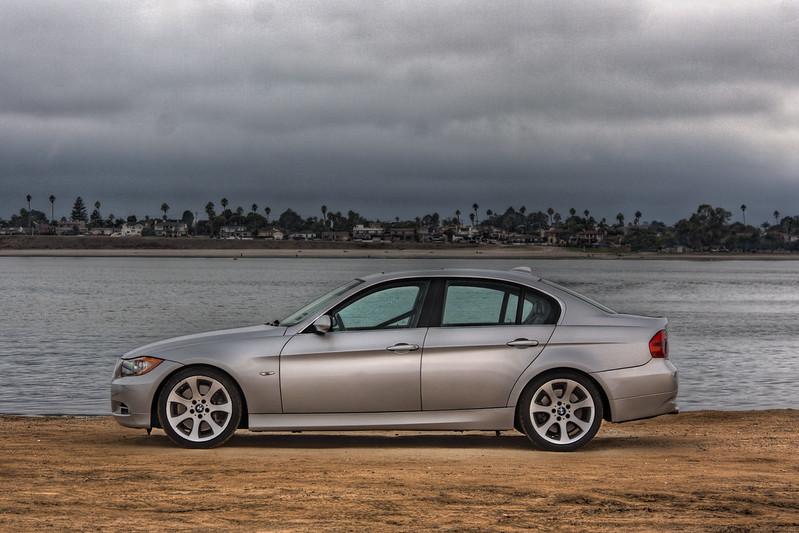 BMW・3シリーズ(E90型)スタイリング5