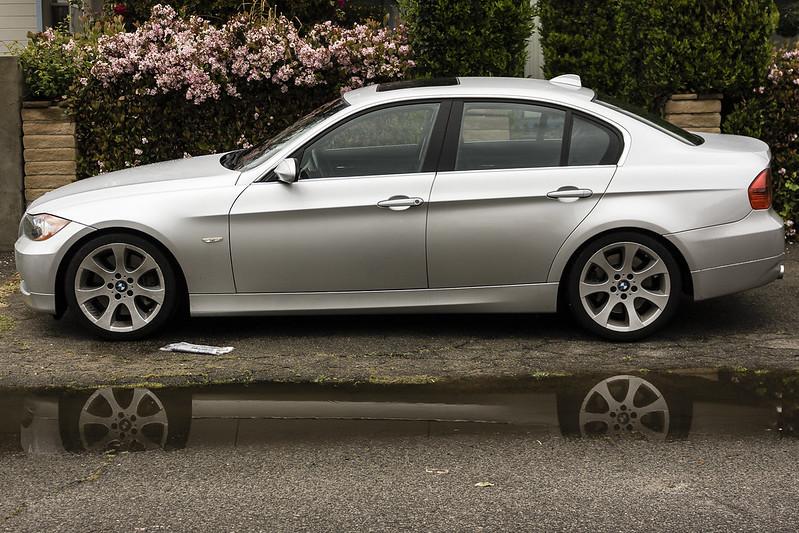 BMW・3シリーズ(E90型)スタイリング11