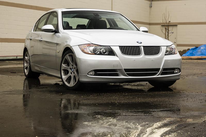 BMW・3シリーズ(E90型)スタイリング10