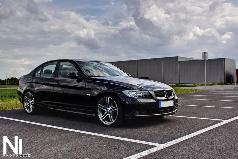 BMW・3シリーズ(E90型)スタイリング1
