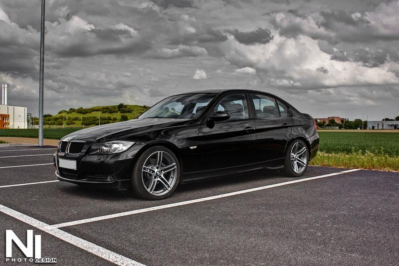 BMW・3シリーズ(E90型)スタイリング3