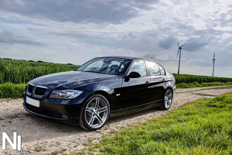 BMW・3シリーズ(E90型)スタイリング2