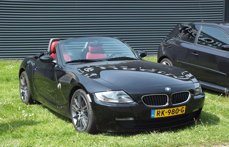 BMW・Z4(E85/E86型)スタイリング11